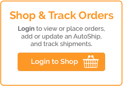 Shop & Track Orders